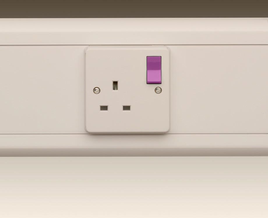Wall Plug Socket